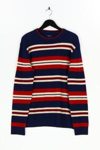 GANT - streifen-pullover mit lambswool - XL