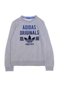 adidas - sweatshirt mit logo-print - 146