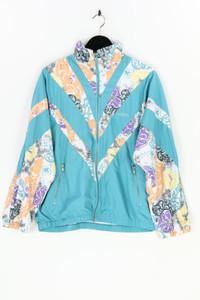 Authentic KLEIN - trainingsjacke mit blumen-print - D 40