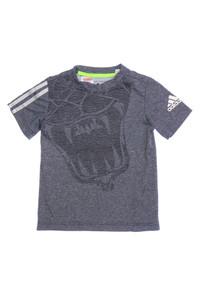adidas - t-shirt mit logo-print - 146