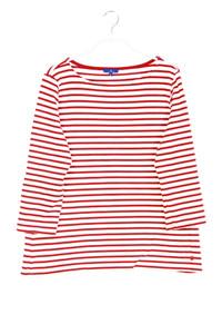 TOM TAILOR - 3/4-arm-shirt mit stretch - L