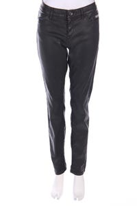 MARC CAIN - coated skinny-jeans mit schleife - D 40
