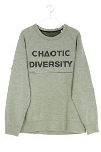 JACK & JONES - sweatshirt mit statement-print - M