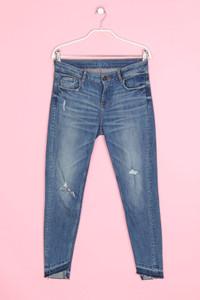 ZARA - used look skinny-jeans - W29