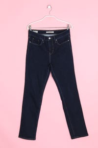 LEVI STRAUSS & CO. - jeans mit logo-badge - W28