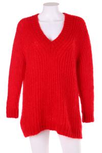 MANGO PREMIUM - oversize-mohair-pullover - S