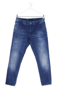 Pepe Jeans London - used look-jeans mit nadelstreifen - W30
