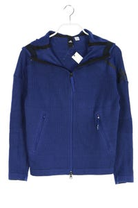 adidas - zipper-cardigan mit kapuze - M