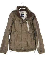 THE NORTH FACE - ski-jacke mit kapuze - XS