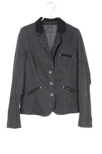 NILE - blazer mit logo-knöpfen - XS