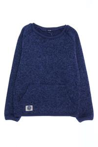 Kiabi - pullover mit aufgesetzten taschen - 116