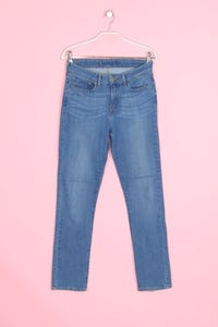 LEVI STRAUSS & CO. - used look skinny-jeans - S