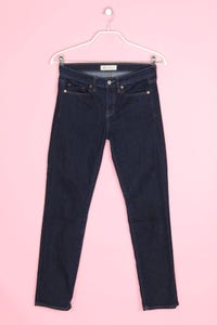 GAP - dark denim straight cut jeans - W27