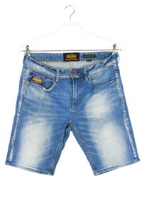 Superdry. - used look jeans-shorts - W32