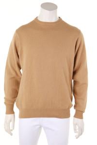 BON GENIE GRIEDER - 100% kaschmir-pullover - L