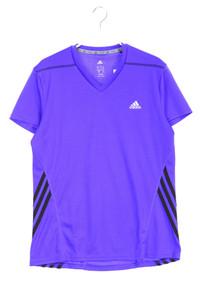 adidas - sport t-shirt mit logo-print - D 38-40