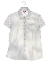 THE NORTH FACE - karo-hemd-bluse mit kurzem ärmel - XL