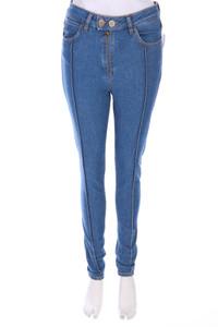 sandro PARIS - skinny-jeans mit biesen - D 38