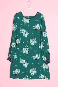 MANGO SUIT - kleid mit blumen-print - L