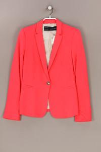 ZARA - jersey-blazer - S
