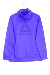 Reebok - sweatshirt mit logo-print - L