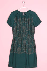 Pepe Jeans - kleid mit floralem muster - S
