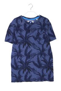 Superdry. - t-shirt mit tropical print - M