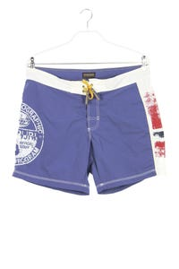 Napapijri - shorts mit logo-print - XL