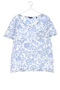 Marc O´Polo - kurzarm-shirt mit blumen-print - S