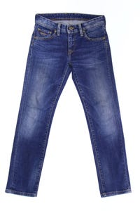 Pepe Jeans - jeans im used look - 128