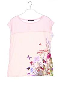 ESPRIT - shirt mit blumen-print - L