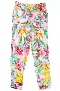 Zara Girls - hose mit tropical print - 164