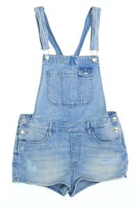 H&M &denim - latz-shorts im used look - 158