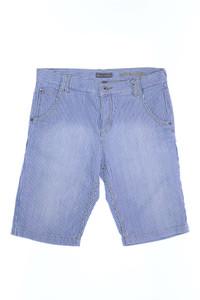 Marc O´Polo - streifen-shorts mit logo-badge - 152
