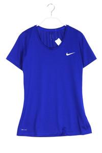 NIKE PRO - sport t-shirt mit logo-print - L