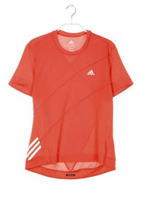 adidas - sport t-shirt mit logo-print - D 38