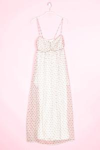 MANGO - kleid mit floralem muster - XS