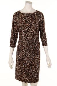 Joseph Ribkoff - kleid mit leo-print - D 42