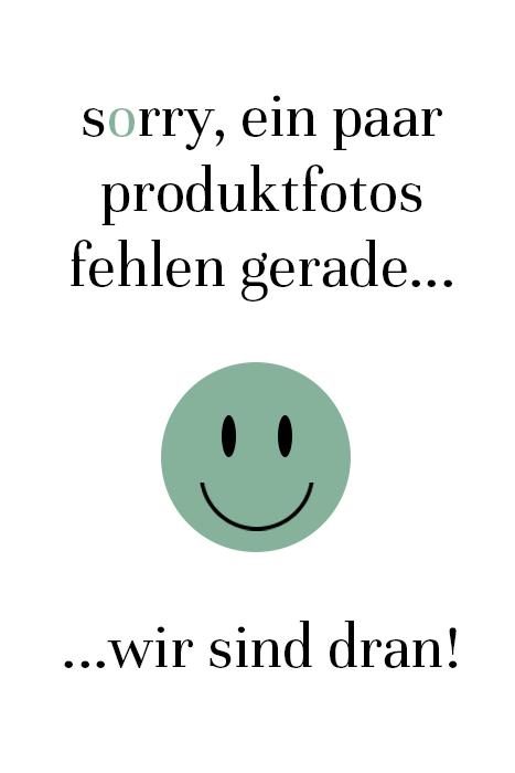 GANT - used look straight cut jeans mit logo-badge - W35