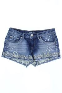 Levi´s - shorts mit stickereien - 164