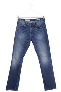 Gap 1969 - used look straight cut jeans - W32