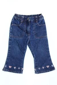 CAMPUS - jeans mit stickereien - 86