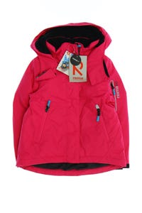 reima - ski-jacke mit zipper - 104