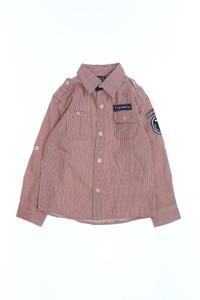 ZY BABY - karo- hemd mit patches - 92