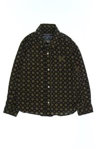 BULLZYE AUSTRALIA - print- bluse mit logo-stickerei - 122