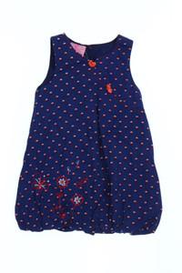 Cutey Couture - kleid mit punkten, aus baumwolle - 92