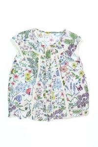H&M - bluse mit blumen-print - 80