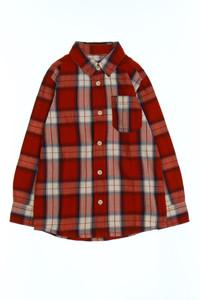 ESPRIT - hemd aus baumwolle mit karo-muster - 104
