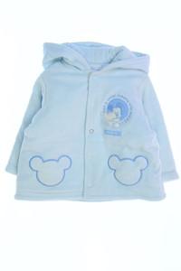 Disney baby - fleece-jacke mit kapuze - 68
