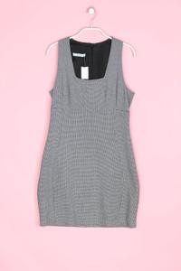 MANGO SUIT - mini-kleid mit print - M